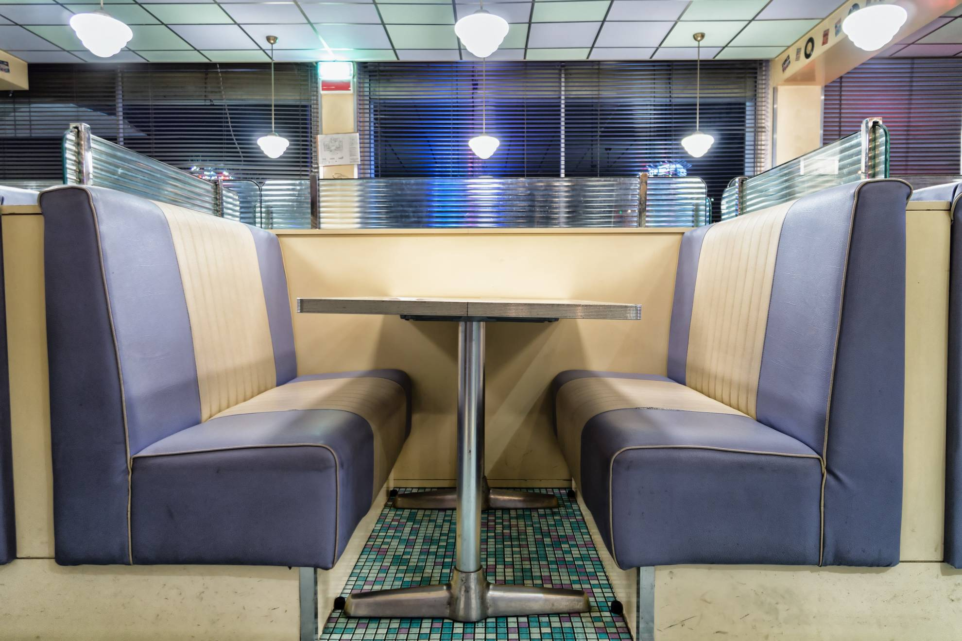 Diner Booth For Sale American City Pictures Images 100